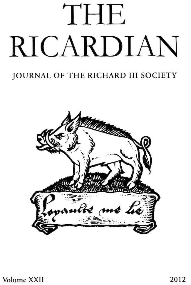 The Ricardian