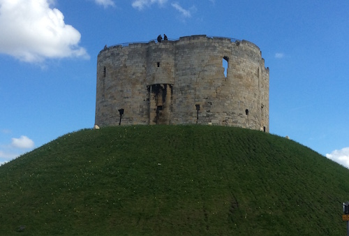 Clifford's Tower.
