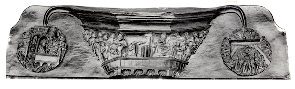 The Misericord, St George's Chapel Windsor