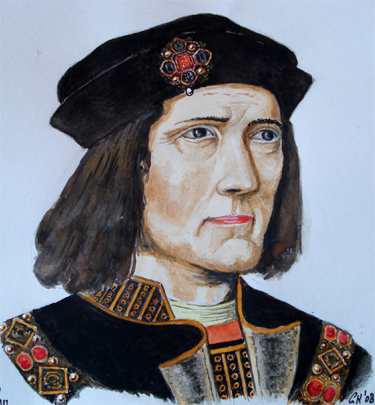 In 1452 on this day Richard Plantagenet was born in Fotheringhay Castle, Northamptonshire. He had only reigned for two short years as King of England when he confronted an ultimate test of legitimacy at Bosworth Field.